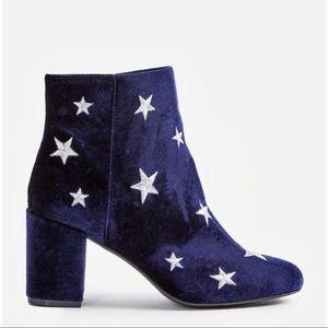 star booties
